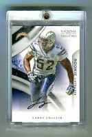 2009 National Treasures #167 Larry English Rookie Chargers Autographed jh15
