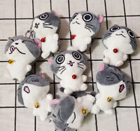 Lovely Cat Collection Mini Plush Stuffed Dolls Cute Small Pendant Toys Gift Ty