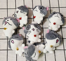 Lovely Cat Collection Mini Plush Stuffed Dolls Cute Small Pendant Toys Gift ZP