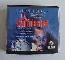 James Ellroy: L.A. Confidential - Unabridged Audio Book - 14CDs
