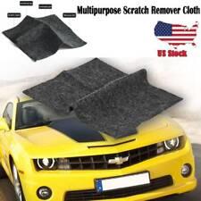 Scratch Eraser Magic Car Scratch Repair Remover Polish Nano Cloth Surface Rag US