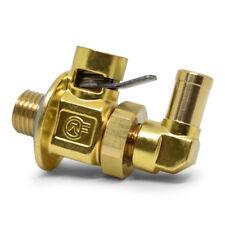 F316L: M14-1.5 FUMOTO ENGINE OIL DRAIN VALVE W/ L NIPPLE