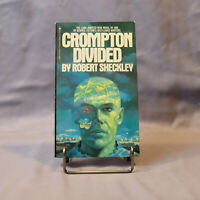 Crompton Divided by Robert Sheckley - Vintage SciFi Book - FREE SHIPPING!!