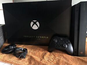 Xbox One X Project Scorpio (Da collezione)