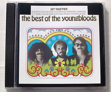 YOUNGBLOODS . THE BEST OF THE YOUNGBLOODS . CD