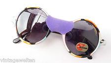 Absolute KULTBRILLE Carrera Sonnenbrille bunt rund Seiten+Nasenschutz  size M