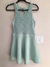 Kimchi Blue Mint Green Dress Size M