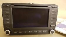 VW MFD2 Golf V Touran Passat 3C Navigation 16:9 Display DVD-Version 1K0 035 198B