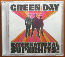 Green Day - International Superhits! [CD / Compact Disc] ¡¡NUEVO!!  NEW SEALED!!