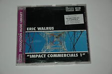 CD/DENNIS MUSIC LIBRARY ICCD 801/ERIC WALRUS/IMPACT COMMERCIALS 1