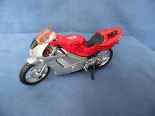 MODELLINO MOTOCICLETTA METALLO/PLASTICA-SCALA 1/18--HONDA NR CLASSIC