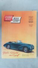 Automobil Revue 1948 Orginal