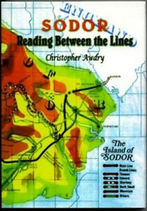 SIGNED SODOR READING BETWEEN THE LINES CHRISTOPHER AWDRY NEW FIRST ED P/B