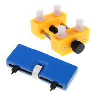 Adjustable Case Movement Watch Holder Micro Vise And Watch Case Remover Tool