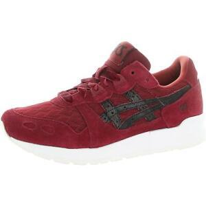 ASICS Tiger Womens Gel-Lyte Red Athletic Shoes Sneakers 6 Medium (B,M) BHFO 9844