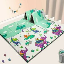 New listing Baby Play mat, playmat,Baby mat Folding Extra Large Thick Foam Crawling playmats