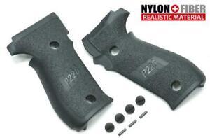Guarder Standard Grip for TM MARUI/KJ/WE P226 (Black) #P226-37(BK)