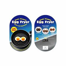 EGG FRYER - NON STICK - FUN COOKING - BOYS STAG PARTIES - EGG CITING