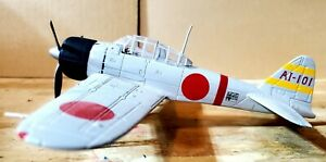 FRANKLIN MINT ARMOUR 1:48 Japan Navy ZERO  A6M Fighter Pearl Harbor BE11C974