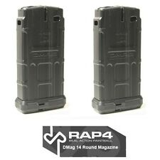 New RAP4 T68 468 DMag D-Mag 14 rd Round Tactical Paintball Magazine - 2 Pack!