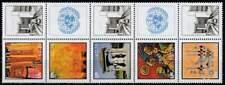 Vereinte Nationen - Wien postfris 2011 MNH 724-728 - UN Stad Wien (1)