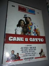 DVD N°25 I MITICI BUD SPENCER & TERENCE HILL CANE E GATTO