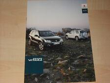 59406) Suzuki Grand Vitara Prospekt 05/2010