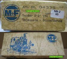 M+F 04335 Tender 2´2´T34 Umbausatz Öl-Ausführung (fdh2-65) einmaliger Lagerfund