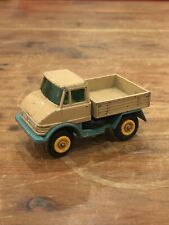 LESNEY MATCHBOX NO 49 UNIMOG TRUCK