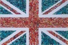 """New Original Gary de Hogben """"une autre Union Splat"""" Jackson Pollock Jack peinture"""