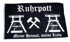 Flagge / Fahne Ruhrpott Hissflagge 90 x 150 cm