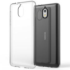 Nokia 3.1 (2018) Case by NALIA, Ultra Thin Soft Skin Silicone Mobile Phone Cover