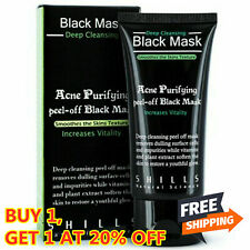 50ml Shills Deep Cleansing Blackhead Remover Peel-Off Black Face Mask Purifying`