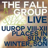 The Fall - Uurop VIII-XII Places In Sun And Winter, Son (NEW CD)