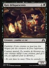 MTG Magic SOI - (x4) Rancid Rats/Rats déliquescents, French/VF