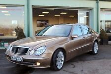 2006 Mercedes E320CDI 3.0 Diesel. 7G Auto, Outstanding Special Edition with FSH