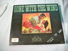 Gone With The Wind On Hi Fi Betamax Tape With Program Booklet, NIB
