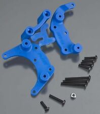 RPM Rear Bumper Mount Blue Traxxas Slash  RPM80905