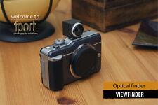 Viewfinder Finder FOR Pinhole body cap Lumix Fujifilm Leica Voigtlander camera