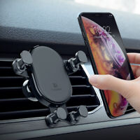 360° In Car Gravity Car Air Vent Mount Holder Stand For Cell Phone GPS