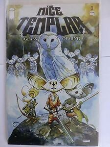 """The Mice Templar Issue 1 """"First Print"""" - 2007 Image"""