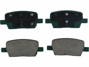 For 2018-2021 Chevrolet Traverse Brake Pad Set Rear API 45568TN 2019 2020