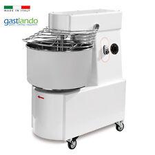 Teigmaschine teigknetmaschine Dough mixeur petrin 10 litres + roues + minuterie 230v