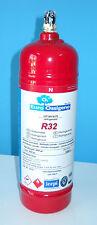 GAS REFRIGERANTE R32 da 1Lt/800gr  - bombola per ricaricare climatizzatori -