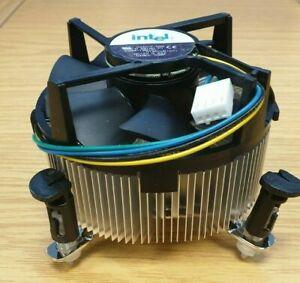 NEW Original Intel LGA 775 Pentium 4 HT Cooler - Heatsink + Fan  -- NO CPU! --
