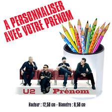 Gobelet stylos ou Brosse à dents personnalisé U2 V2