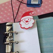 Filofax Today Page Marker Fits All Filofax LIMITED EDIITION Santa