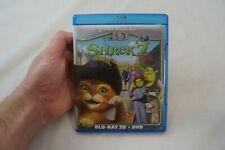 Shrek 2 3D (Blu-Ray 3D & 2D/Dvd, 2-Disc Set, 2011) *No Digital Copy, #1