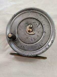 """Hardy's Fly Reel Marked The """" uniqua """","""