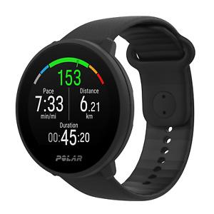 Polar Unite Fitnessuhr schwarz Fitness Activity Tracker Sportuhr Laufuhr GPS